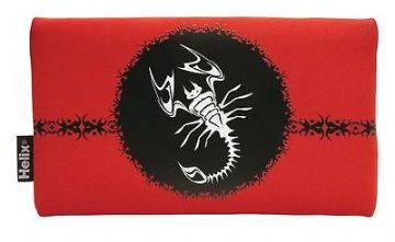 "MAPED ""SCORPION"" PENCIL CASE NEOPRENE SINGLE POCKET CASE by Helix"